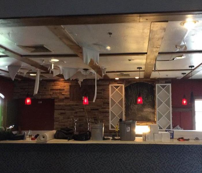 Broken Water Pipe Floods Farmington, New Mexico Restaraunt Before
