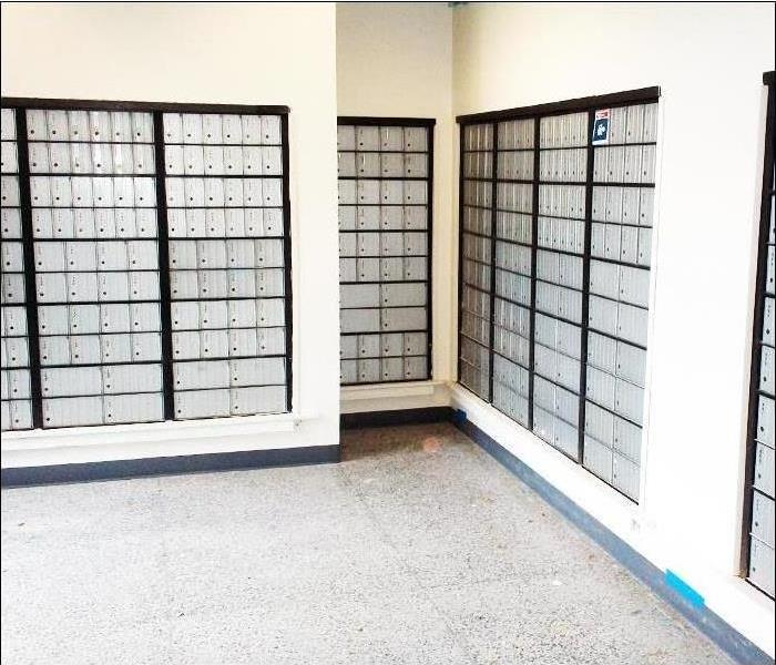Mail Room in Durango Flooding Problem After