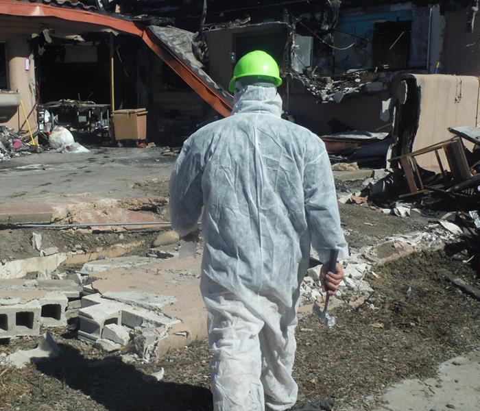 SERVPRO responds to large loss fires
