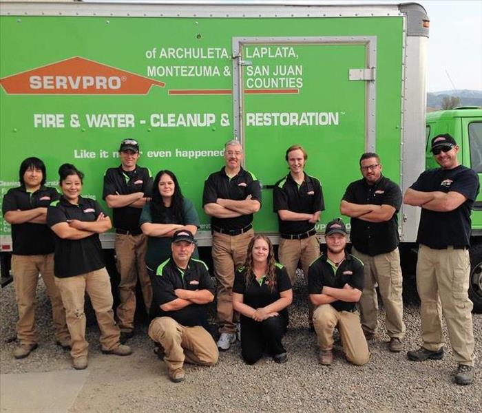 SERVPRO of Archuleta, La Plata, Montezuma and San Juan counties