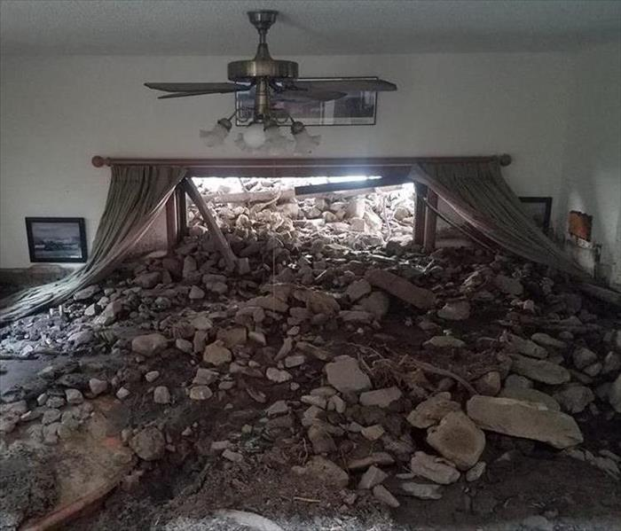 Storm Damage First Fires Then Mudslides in Durango, Colorado