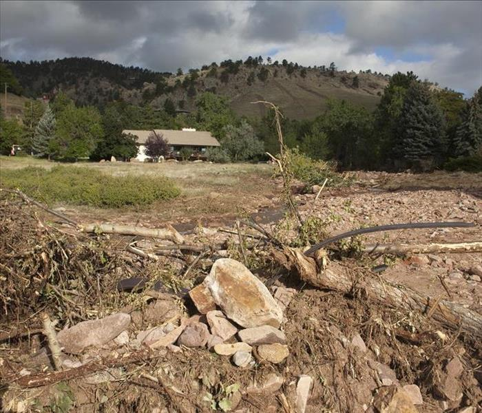 Storm Damage Professional Response to Flood Damage in La Plata County
