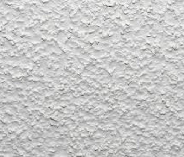 Popcorn Ceiling Texture And Asbestos Servpro Of